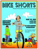 Greater Lansing Bike Movie Night poster